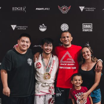 Gracie Barra Singapore BJJ Team