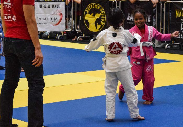 Gracie Barra Singapore BJJ Competition KL 2019