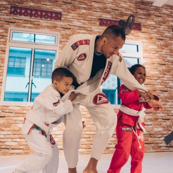 Gracie Barra Singapore BJJ School - - Kids Brazilian Jiu Jitsu