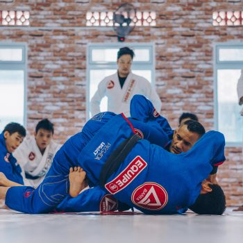Gracie Barra Singapore Brazilian Jiu Jitsu Gym