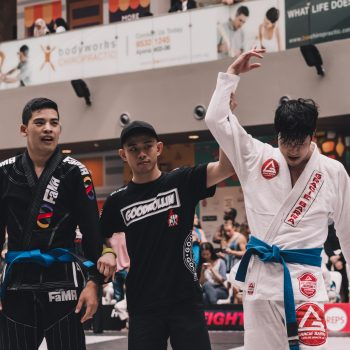Gracie Barra Singapore BJJ Comp Squad